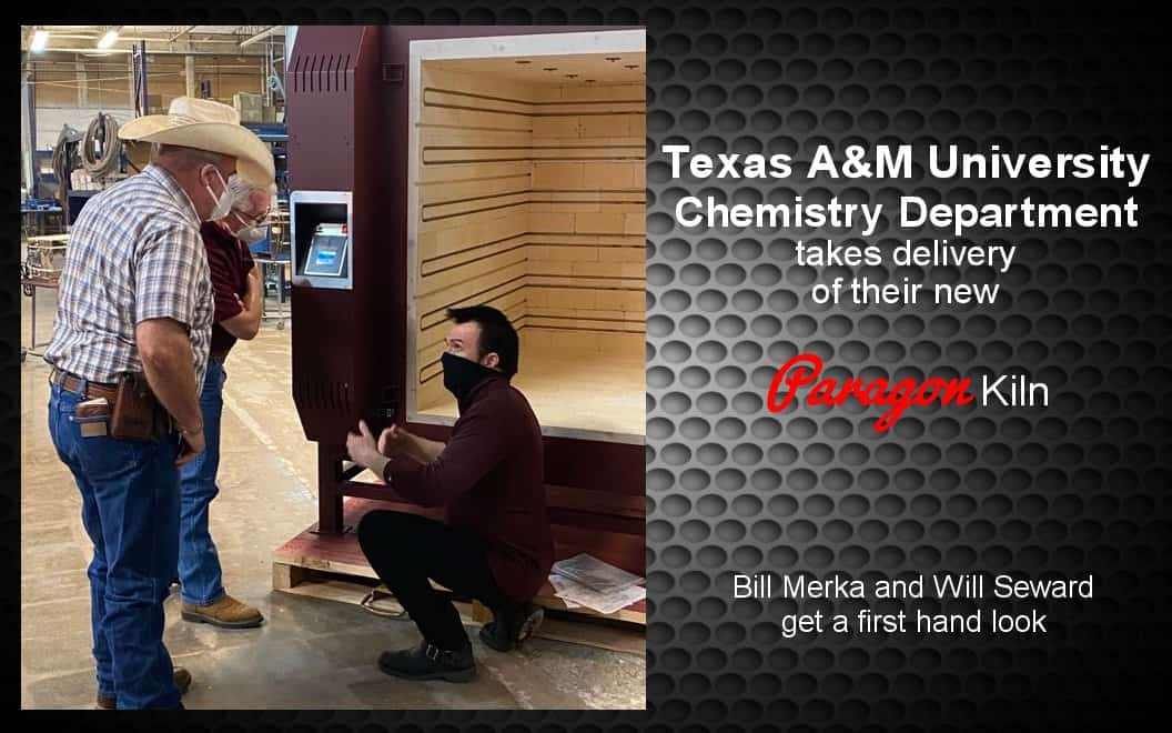 Texas A&M University Chemistry Department Delivery